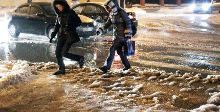 В Москве продолжается аномальная погода: возможен ледяной дождь