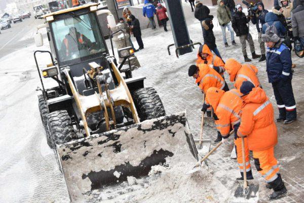 Коммунальщики Москвы в полной мере обеспечили качественную уборку дорог