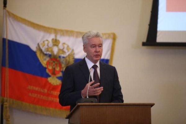 Собянин принял участие в праздновании Дня православной книги