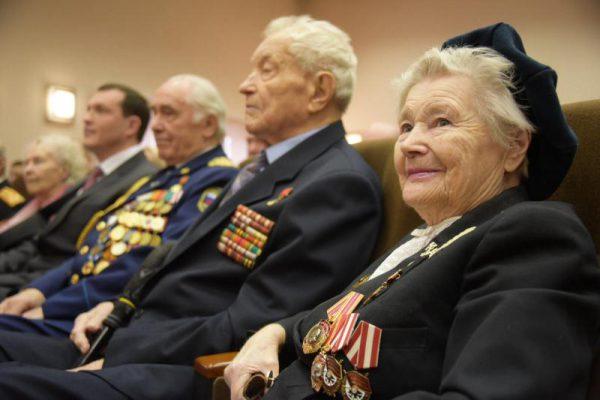 Московские ветераны поддерживают инициативу ЕР о льготах на капремонт