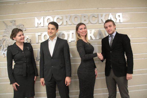 Карьерные лифты для москвичей: система молодежного парламентаризма способствует профессиональному росту