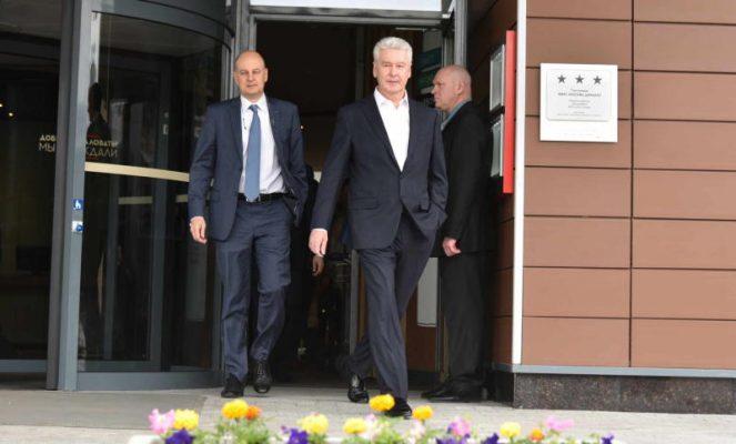 Собянин: Инвесторы построят в Москве несколько десятков новых гостиниц