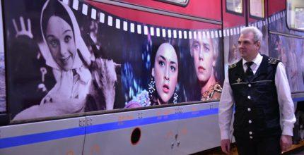 Портреты москвичей появятся в вагонах метро