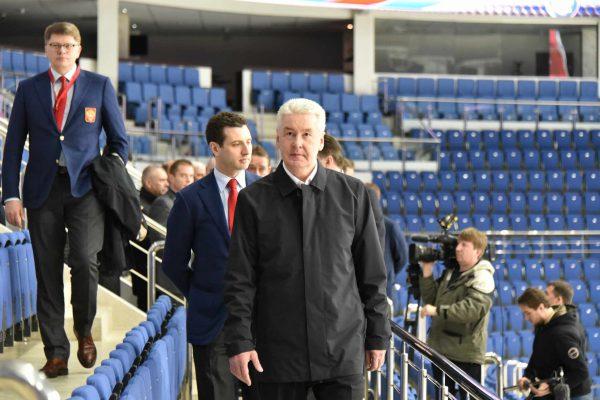Москва полностью готова к проведению домашнего ЧМ по хоккею – Собянин