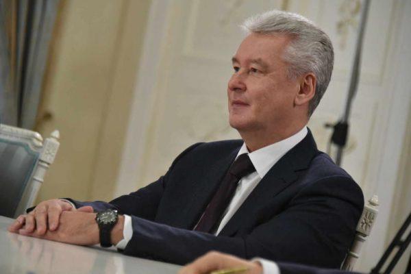 Собянин: В 2016 году в Москве будет построено 36 школ и детских садов