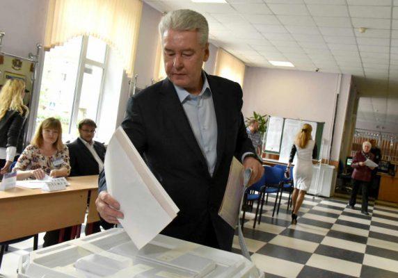 Сергей Собянин пригласил москвичей на предварительные выборы ЕР