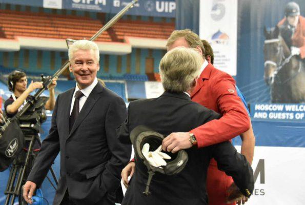 Москва стала столицей Чемпионата мира по современному пятиборью