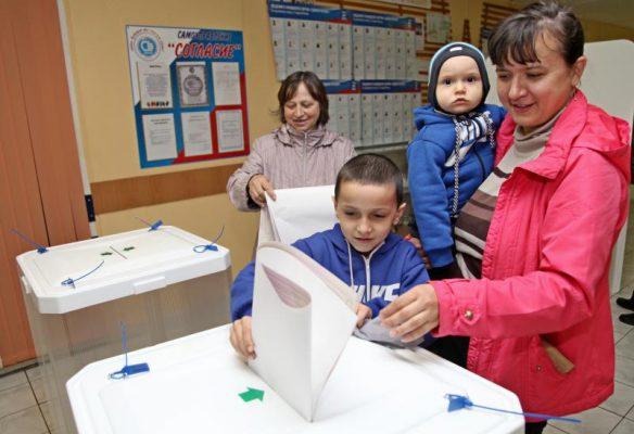 Праймериз ЕР собрали в Москве около 6,5%  избирателей и прошли без нарушений