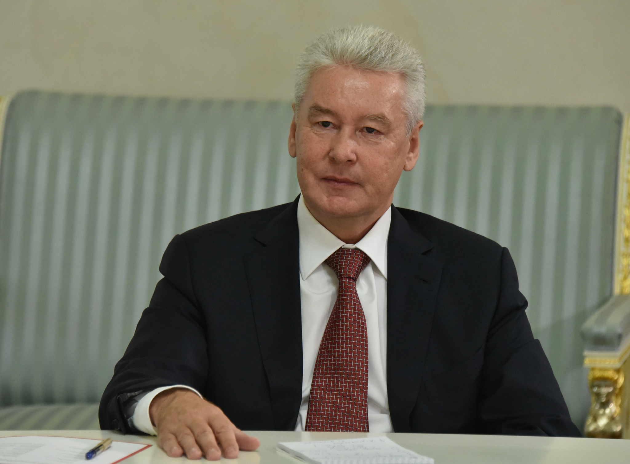 Мэр Москвы Сергей Собянин отметил высокий профессионализм педагогов московских школ