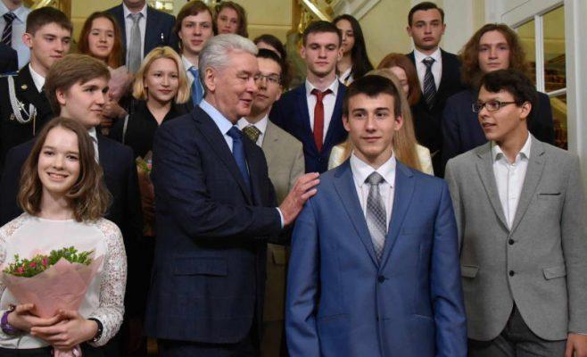 На Всероссийской олимпиаде московские школьники показали рекордные результаты