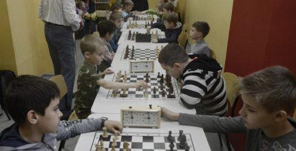 Товарищеская встреча по шахматам