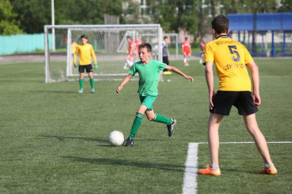 Большой мини-футбол