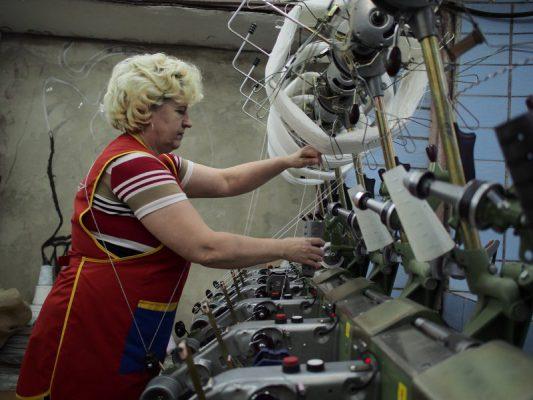 Фабрика: нелёгкая промышленность