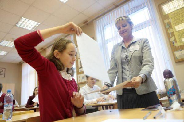 В Москве более 83 тыс детей зачислены в первые классы на 1 июня 2016