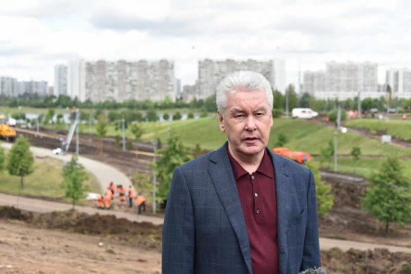 Собянин: Москва получит еще одну благоустроенную зеленую зону