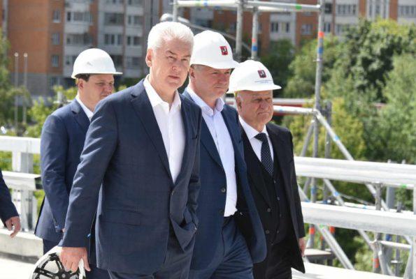 В Москве реконструкция Липецкой улицы будет завершена осенью 2016 года
