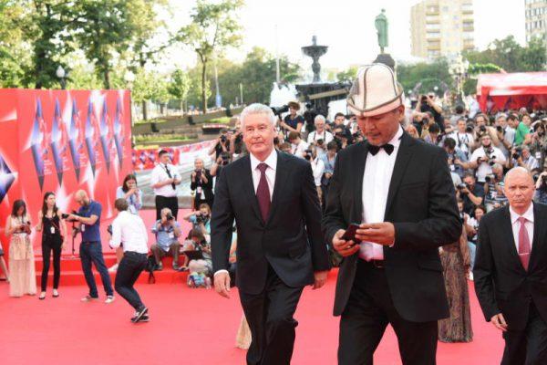 """Приз Московского кинофестиваля """"За создание образа Москвы"""" будет вручаться ежегодно"""