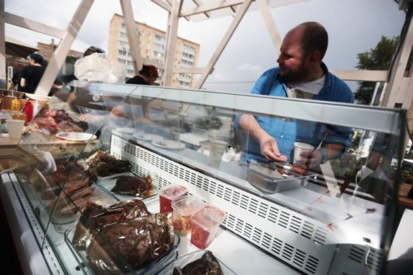 В округе состоится фестиваль «Московский гриль» 9 июля