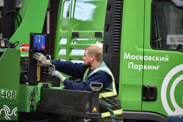 Мосгордума приняла закон об отмене предоплаты эвакуации, инициированный ЕР