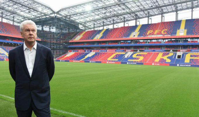 Новый стадион ЦСКА примет игры чемпионата страны уже в текущем сезоне