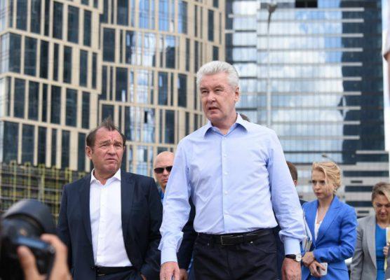Собянин принял решение продлить и благоустроить Краснопресненскую набережную