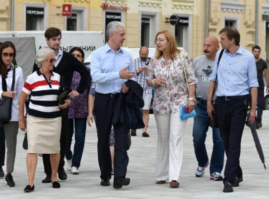 Собянин: На месте незаконных объектов появятся общественные пространства