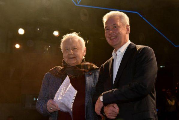 """Собянин поздравил московских театралов с открытием новой сцены """"Табакерки"""""""