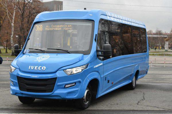 Три четверти москвичей хотят видеть рейсовые автобусы вместо маршруток