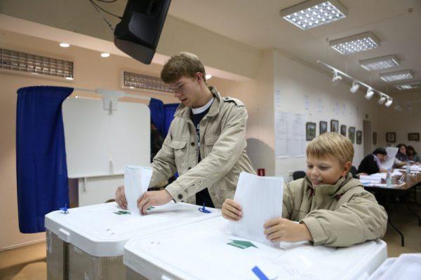 Госдума:  Троицк отдал голоса