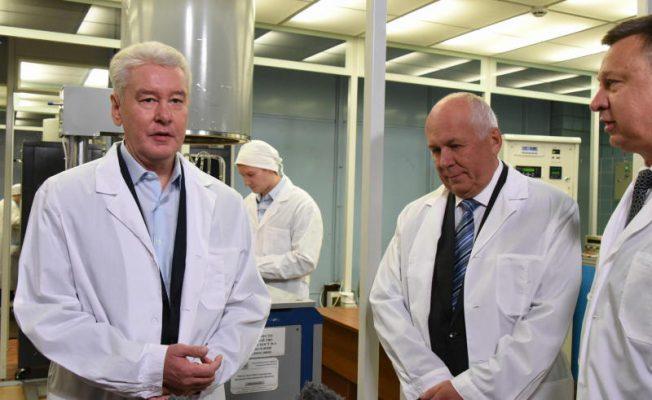 Сеть московских технопарков объединяет 1400 производственных компаний – Собянин