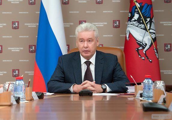 Собянин отметил практически двукратное снижение числа ДТП в Москве
