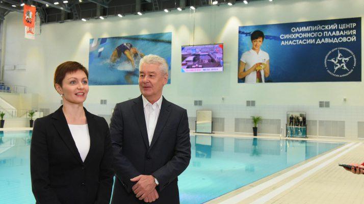 Правительство Москвы делает все для развития детского спорта