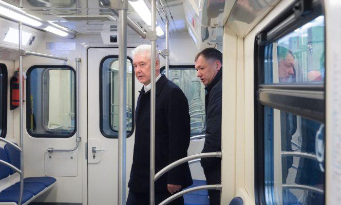 В начале 2017 года в Москве откроется участок метро «Деловой центр – Раменки»