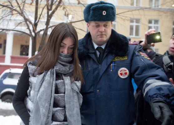 Прокуратура подала иск о лишении стритрейсерши Мары Багдасарян водительских прав