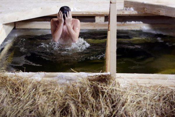 Для традиционных Крещенских купаний подготовлены 59 мест на московских водоемах