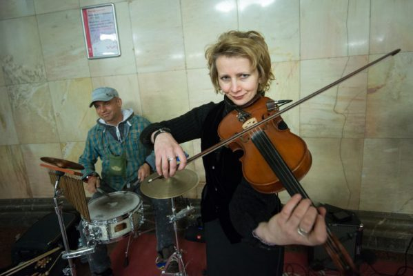 Число площадок проекта «Музыка в метро» возросло до 15