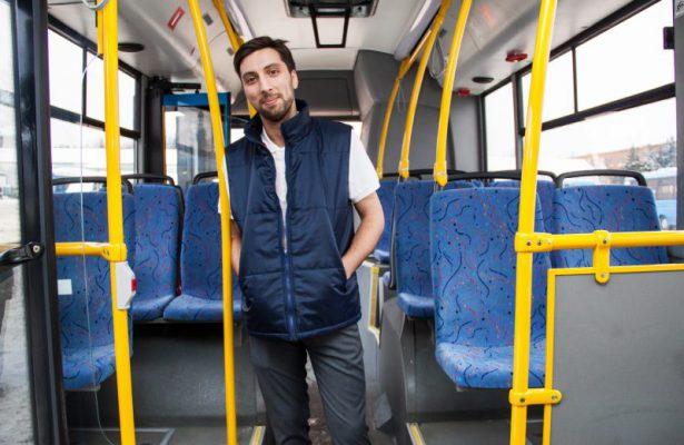 В столице на маршрут вышел первый отечественный электробус