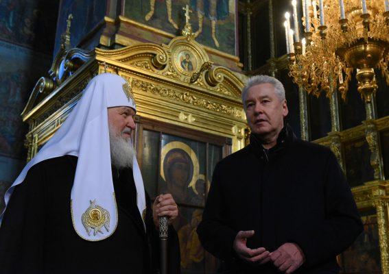 В Москве за 6 лет полностью завершена реставрация 33 храмов и монастырей