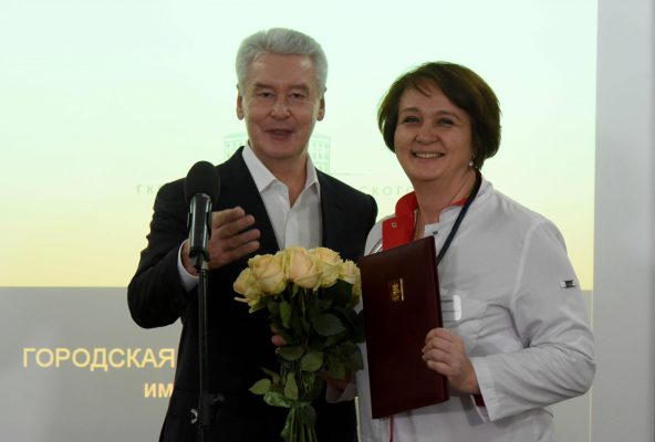 В Москве больничная смертность от инфарктов снижена втрое