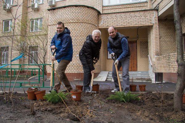 В Москве 8 и 29 апреля пройдут общегородские субботники