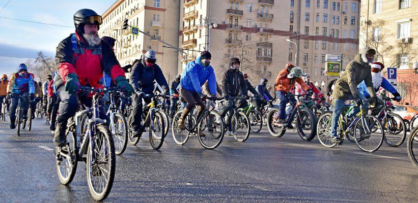 В Москве 28 мая пройдет всероссийский велопарад