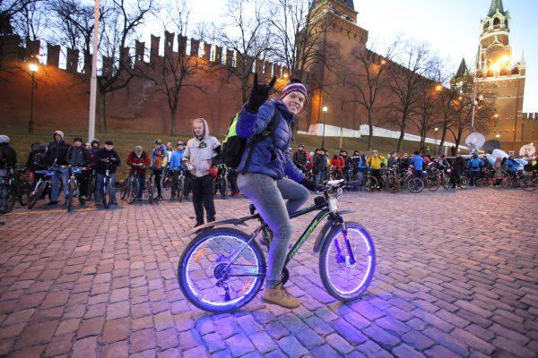 В Москве 25 марта в девятый раз пройдет «Час Земли»