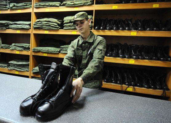 1 апреля 2017 года начался весенний призыв граждан на военную службу