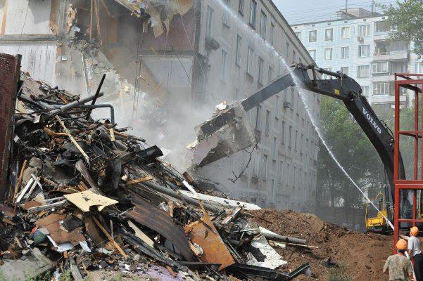 Инициативы «ЕР» по программе реновации жилфонда приняты Мосгордумой