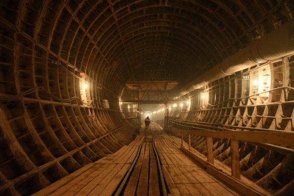 Шестнадцать новых станций метро откроют в Москве до конца года