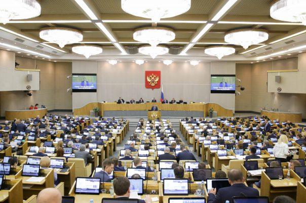 Законопроект о реновации пятиэтажек принят Госдумой в первом чтении