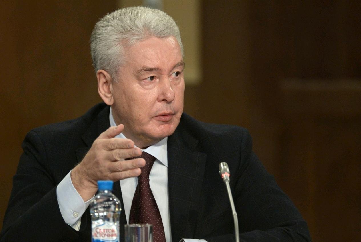 Сергей Собянин в очередной раз стал лидером рейтинга губернаторов
