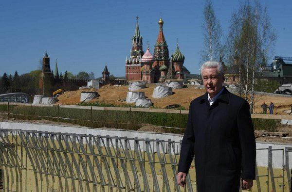 Кремлевское кольцо – один из крупнейших объектов программы «Моя улица»