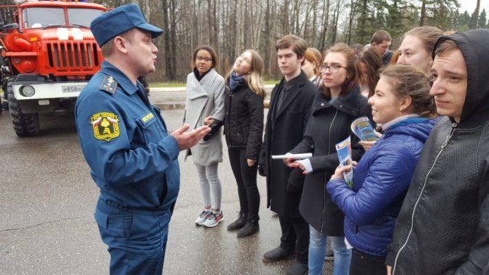 В школах Новой Москвы проведены уроки, посвященные безопасному отдыху