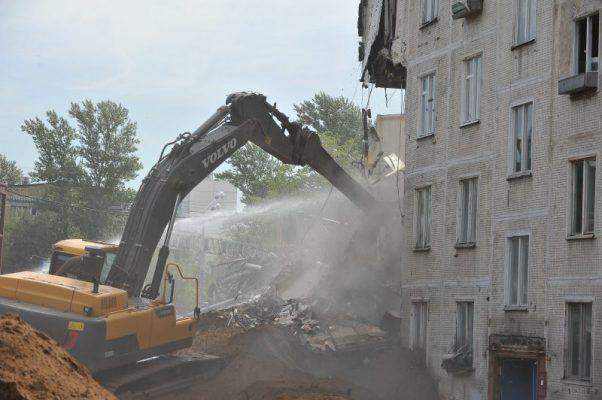По вопросу участия в программе реновации проголосовала 1/3 собственников квартир в «хрущевках»